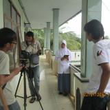 Syuting untuk Testimoni