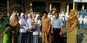 Juara III Lintas Alam Sang Petualang Darmapala II Se-Pulau Jawa 2018