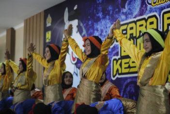 SMA Plus Darussalam Unjuk Gigi di Acara Hari Keselamatan Jalan Dinas Perhubungan Kabupaten Ciamis 2018